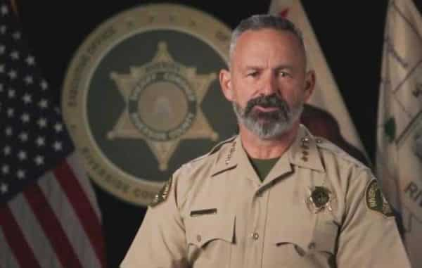 California Sheriff: I Won't Be 'Blackmailed, Bullied Or Used As Muscle' To Enforce Governor's Lawless Lockdown (Video) 1
