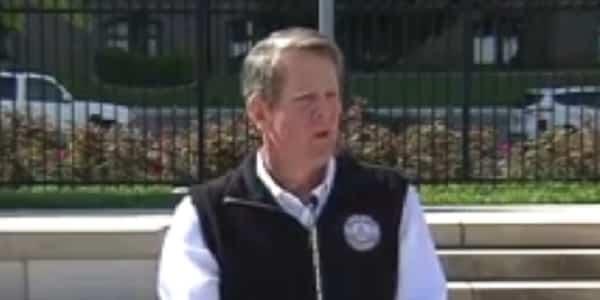 Georgia governor calls for signature audit amid 'smoking gun' evidence 1