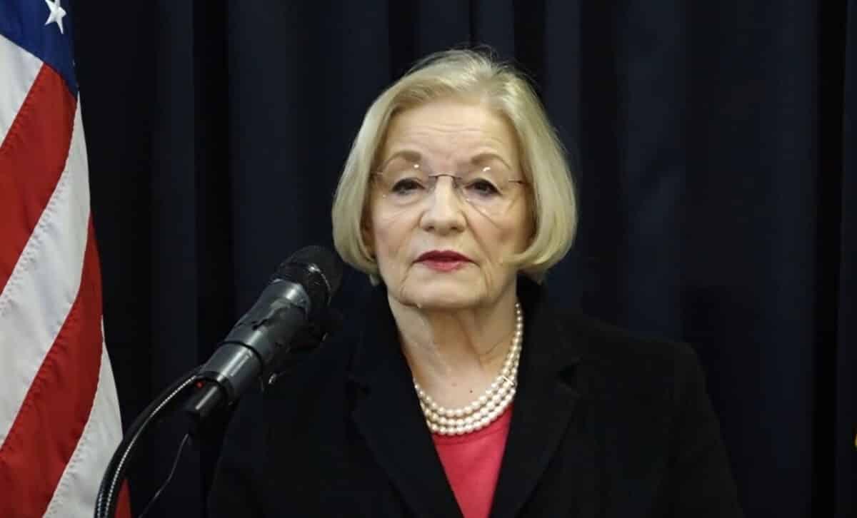 Georgia Witness Testimony: Carolyn Garcia 1