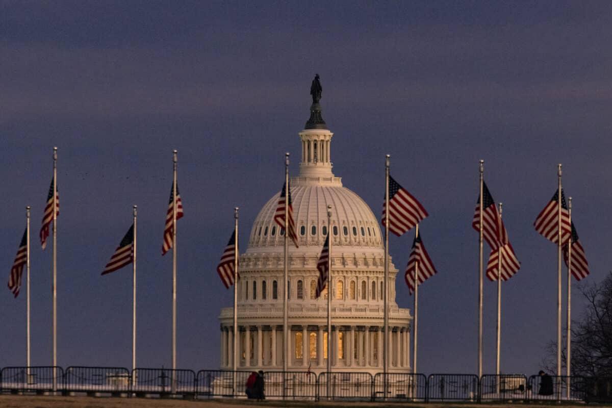 House Votes to Override Trump's Veto of 2021 Defense Policy Bill 1