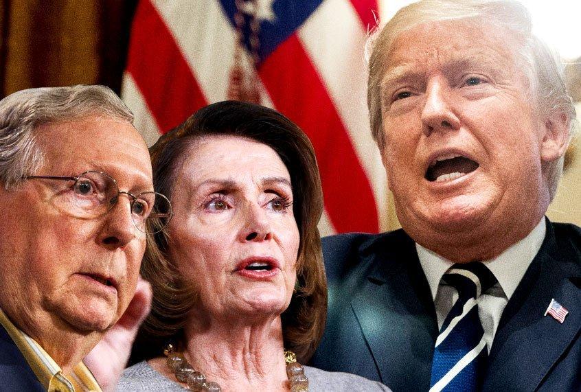 House Expected To Vote Wednesday On Stopgap Bill To Avoid Govt Shutdown 1