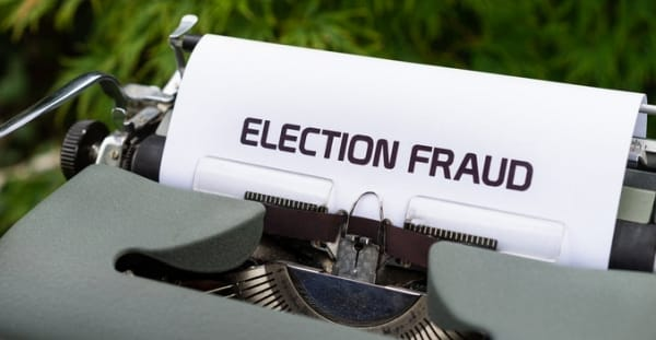 Texas AG: 'I can tell you there's lots of election fraud' 1