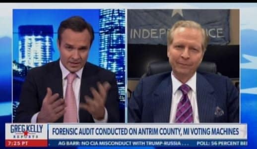 """""""There's Going to Be Evidence that Comes Forward in Next Few Days what Will Drastically Change the Playing Field"""" — Security Expert Behind Antrim County Audit Says Something Big Is Coming (VIDEO) 1"""