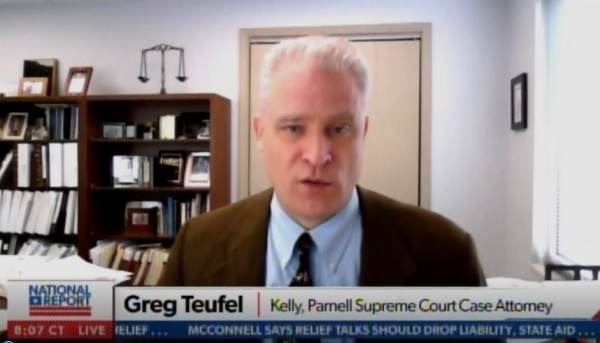 Attorney Greg Teufel: By January 6th the Trump Team Should Hope to Have Some Kind of Relief – If Fraud Is Proven they Can Invalidate an Election (VIDEO) 1