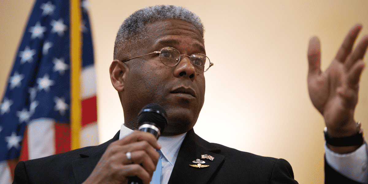 Texas GOP chairman Allen West floats secession in reaction to SCOTUS shooting down election suit 1