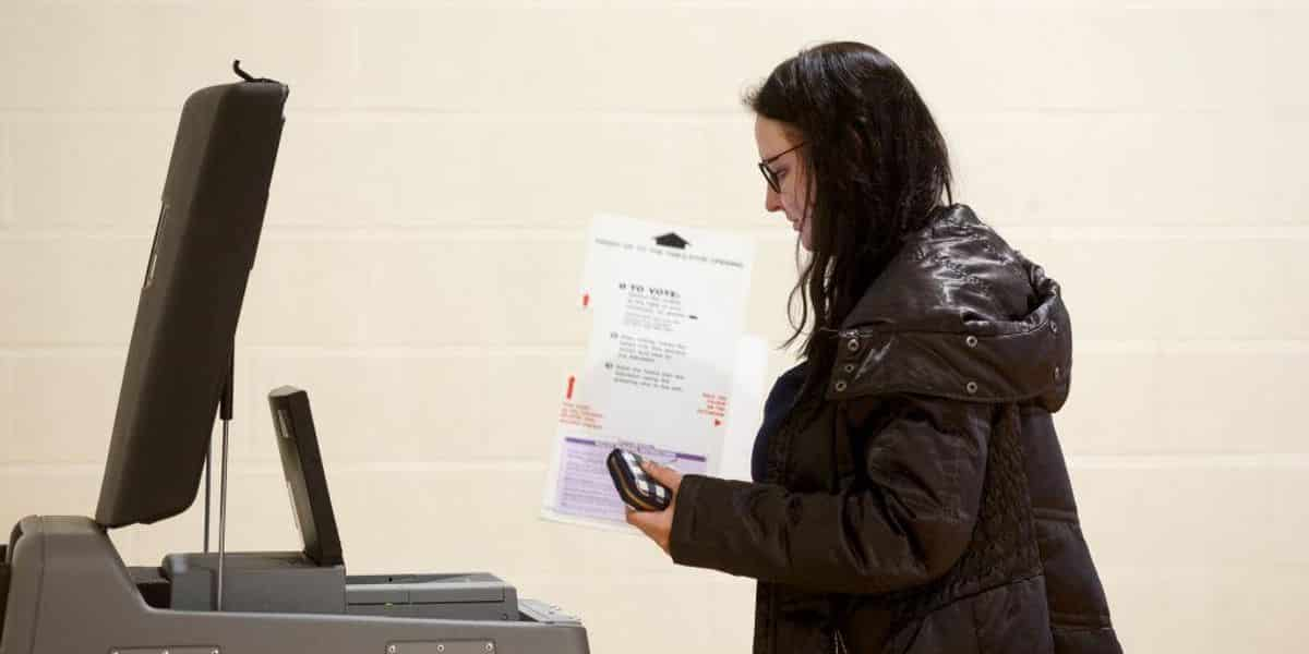 Judge allows forensic audit of Dominion voting machines in Antrim County, Michigan 1