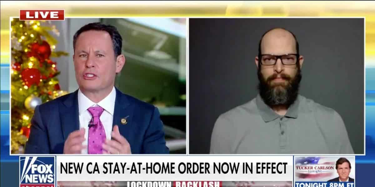 California business owner says 'pick-and-choose' lockdown policies from hypocritical Democrats don't make sense 1