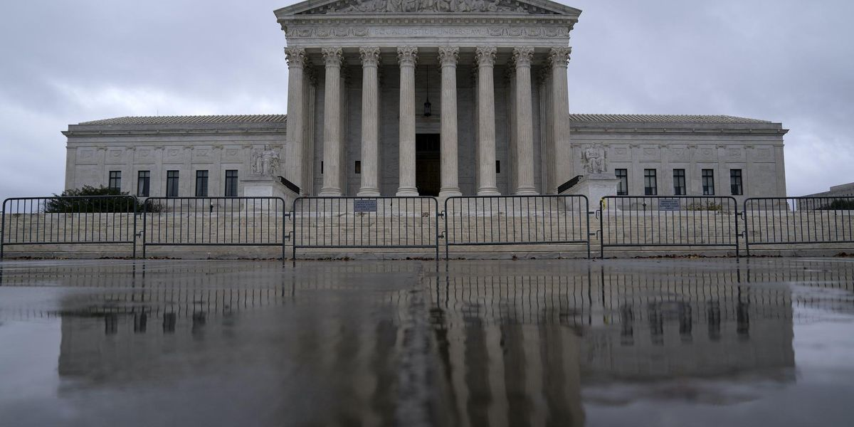 BREAKING: Supreme Court denies pro-Trump bid to nullify election results in Pennsylvania 1