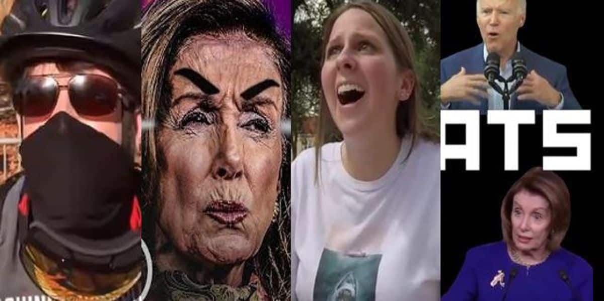 WATCH: Vote for the Best Liberal Meltdown Video of 2020 1