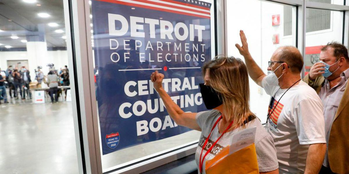 Michigan says elections department does not use compromised SolarWinds Orion software 1