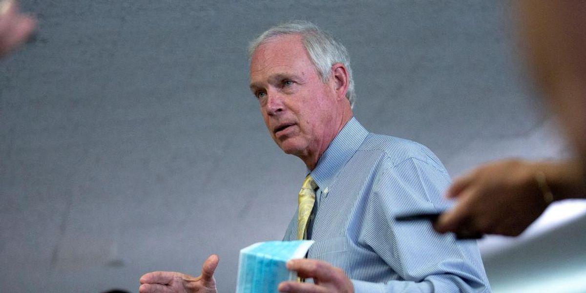 Wisconsin GOP Sen. Ron Johnson blocks new $1,200 stimulus checks, argues for more 'targeted' coronavirus relief 1