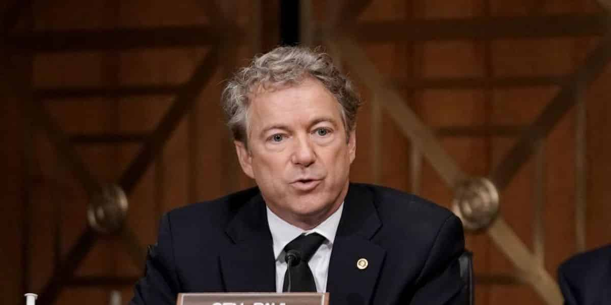 Rand Paul savages Republican colleagues who voted for COVID relief bill with fiery floor speech 1