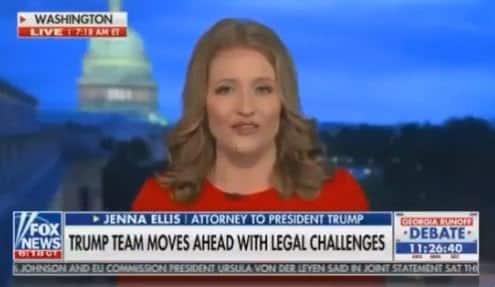 Jenna Ellis Confirms Judge Granted Trump Campaign Access to 22 Dominion Machines in Michigan 1