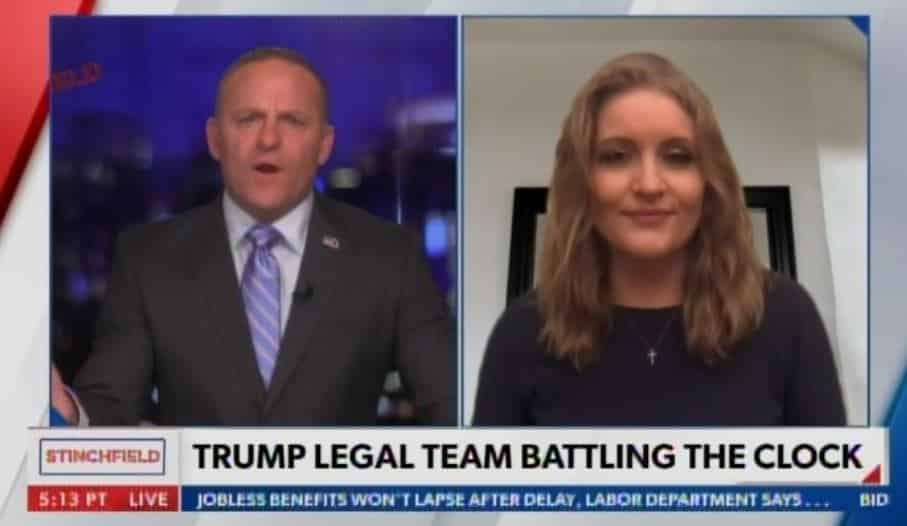 Trump Attorney Jenna Ellis on Wisconsin Supreme Court Case: Bush v. Gore Is Precedent Here – President Trump Gets Same Opportunity as Bush to Argue His Case (VIDEO) 1