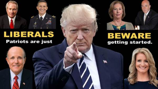 """""""Liberals Beware – Patriots Are Just Getting Started"""" – Attorney Lin Wood Calls on President Trump to Impose Martial Law in 7 States, Confiscate Dominion Machines 1"""