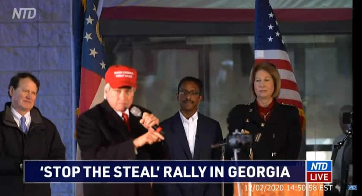 Georgia Election Process Needs Fixing Before Run-Off, Says Lin Wood 1