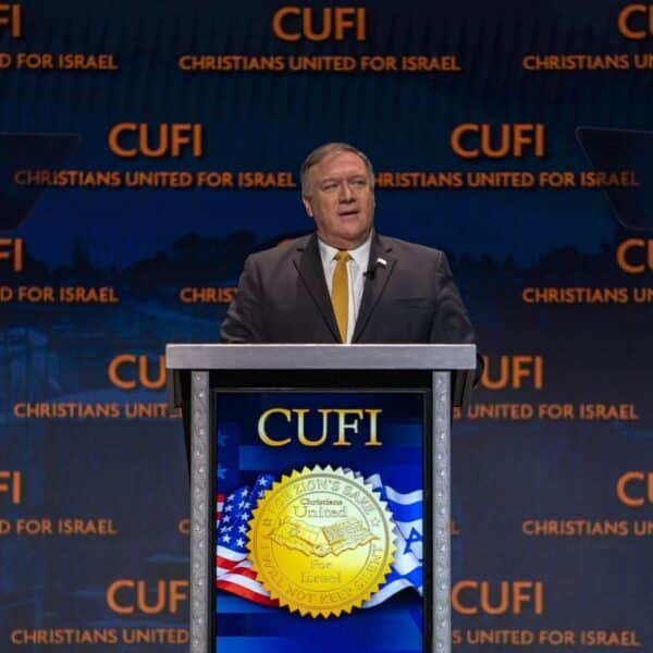 Pompeo's Ugly Christian Dominionist Dogma Infects Global Relations 1