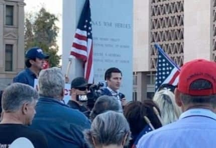 Rep. Daniel McCarthy Announces Arizona Legislators Invoked Article 2, Section 1 – Meaning Arizona is Officially a Contested Election 1
