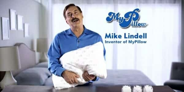 Dominion sues MyPillow's Mike Lindell for $1.3 billion over 'stolen election' claims 1