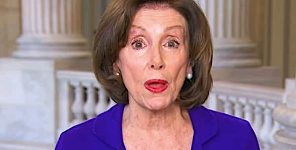 Poll: Majority of voters want to dump Pelosi as House speaker 1