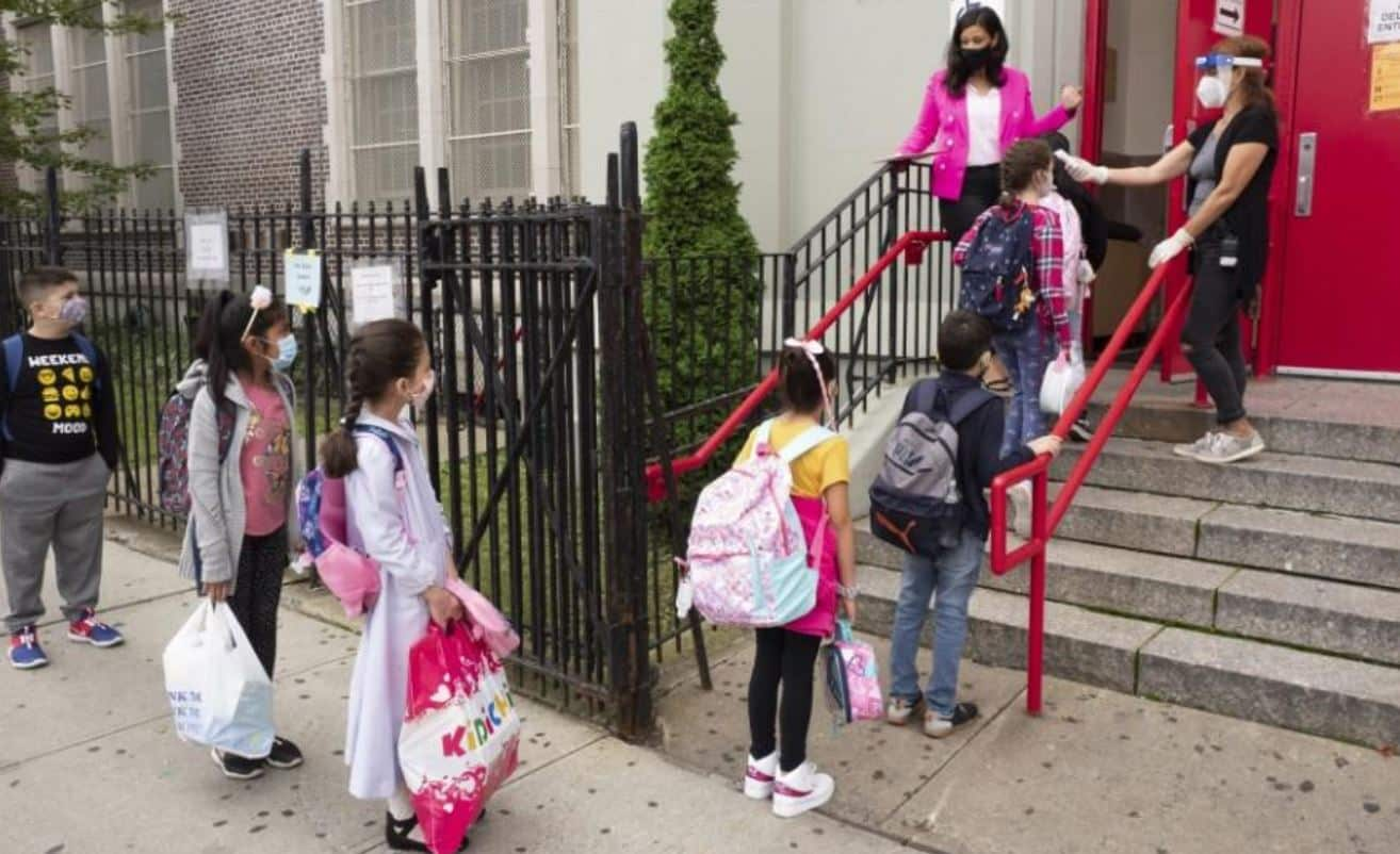 12,000 NYC Students Banned From School For Not Consenting To Random Covid Testing 1