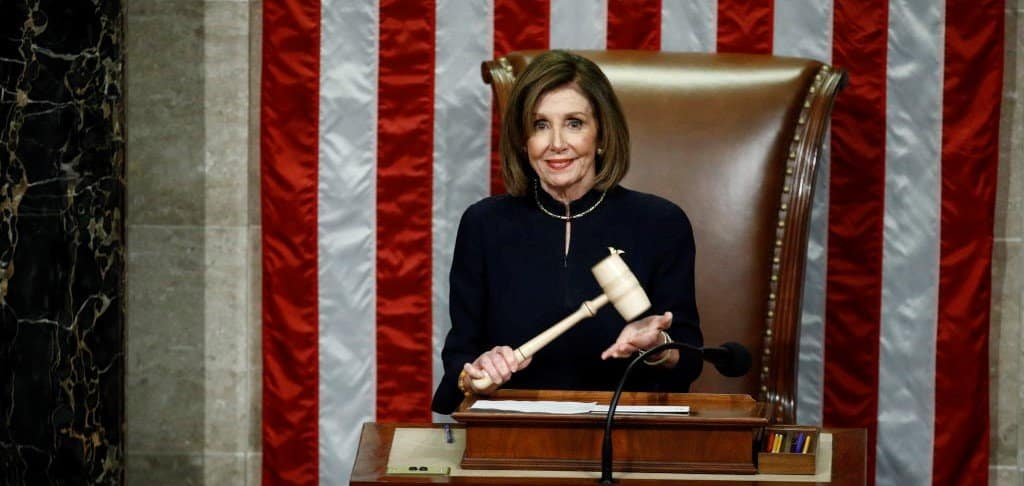 JUST IN: House Votes to Override President Trump's Veto of $740 Billion Defense Bill 1
