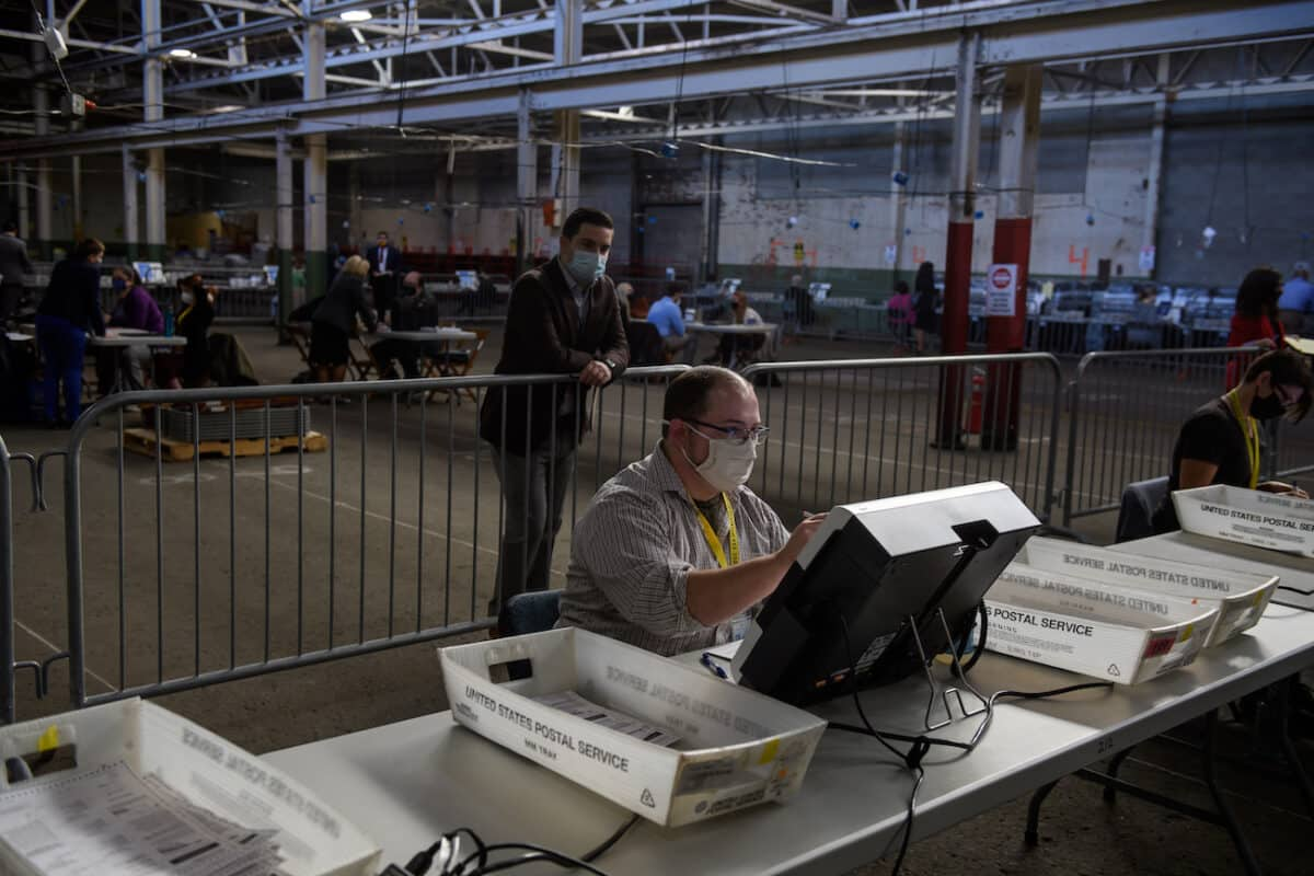 Texas SCOTUS Case Highlights Non-Legislative Election Rule Changes in Battleground States 1