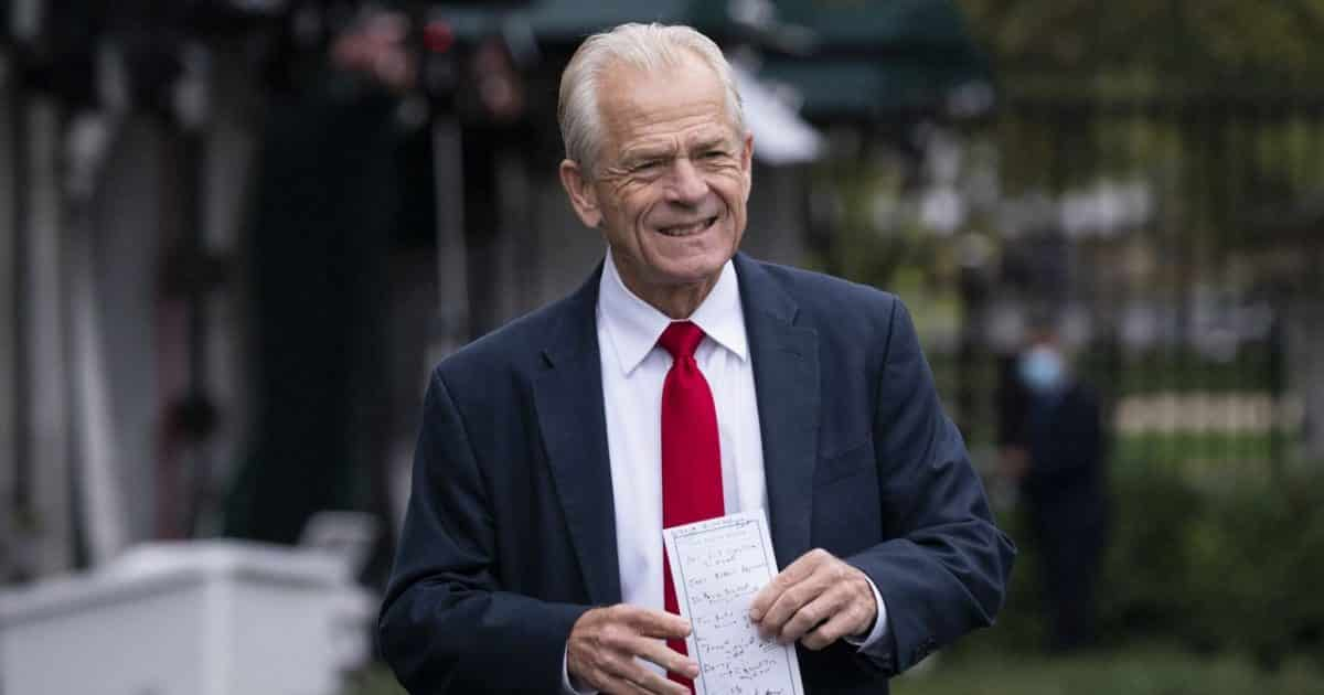 Peter Navarro Releases Comprehensive Report on 2020 Election, Concludes That Significant Irregularities Occurred and May Have Altered Outcome 1