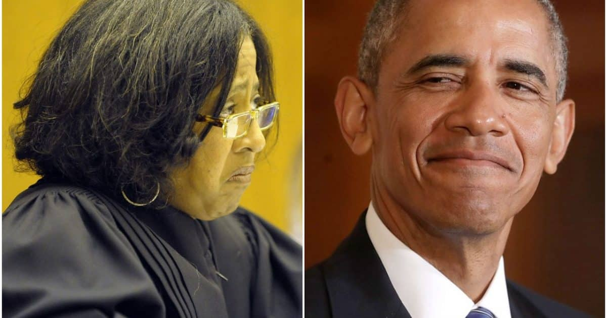 Federal Judge Who Dismissed Sidney Powell's Michigan Lawsuit is Far-Left, Anti-Cop, Pro-Affirmative Action Obama Appointee 1