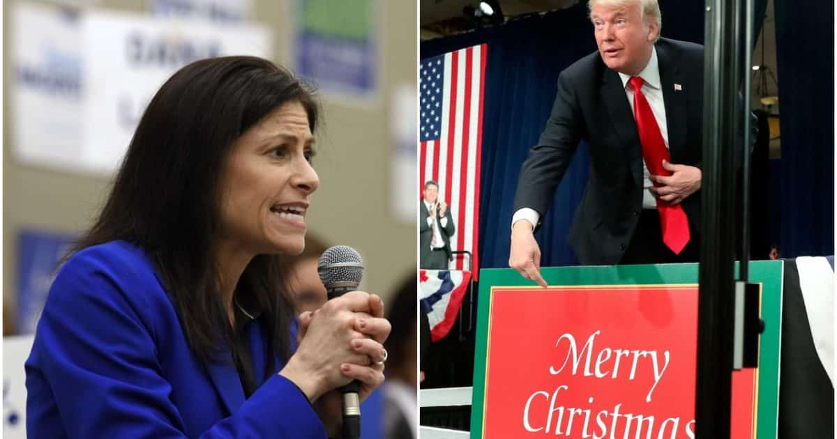 Michigan Attorney General Dana Nessel Said Her Adopted Son was 'Devastated' After Hearing 'Merry Christmas' 1