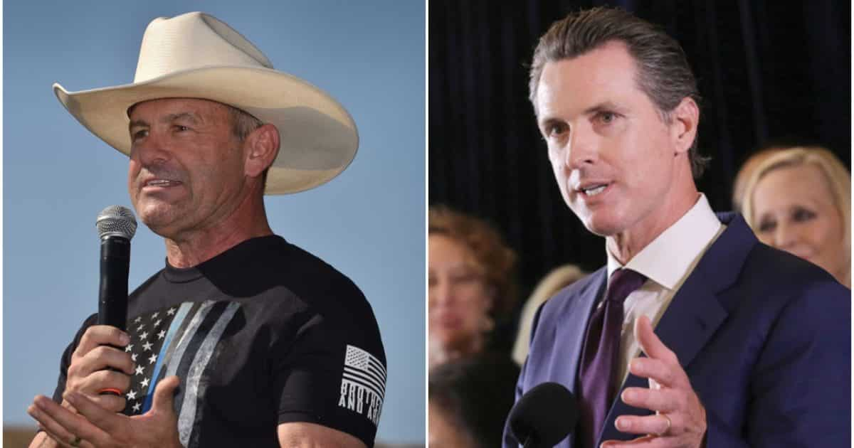 Constitutional Sheriff in California Refuses to Enforce Governor Newsom's 'Flat Out Ridiculous' Lockdown Mandates 1