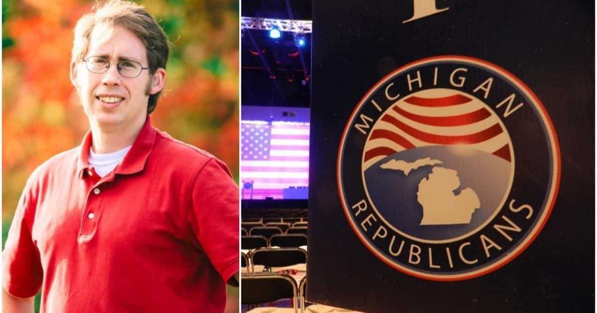 EXCLUSIVE: Michigan County GOP Leader Calls Out 'Fixed Elections' Amidst Leaks of Quid Pro Quo Audio 1