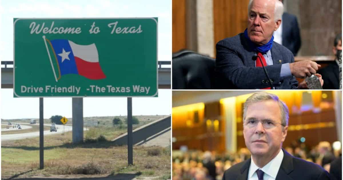 SELLOUTS: GOP Establishment Defends Democrat Cheating, Attacks Texas Election Lawsuit 1