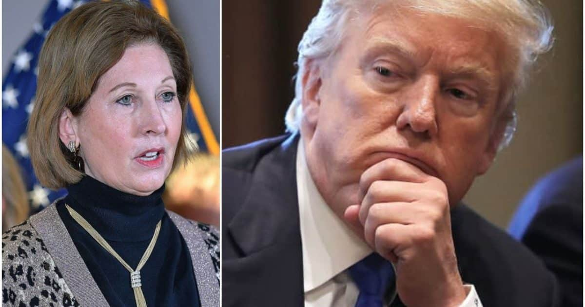 KRAKEN: Sidney Powell Visits White House as President Trump Considers Making Her 'Special Counsel' to Investigate Election Fraud 1
