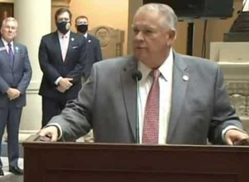 Developing: President Trump Speaks with Georgia House Speaker David Ralston and Speaker Pro-Tem Jan Jones on Endorsing Special Session 1