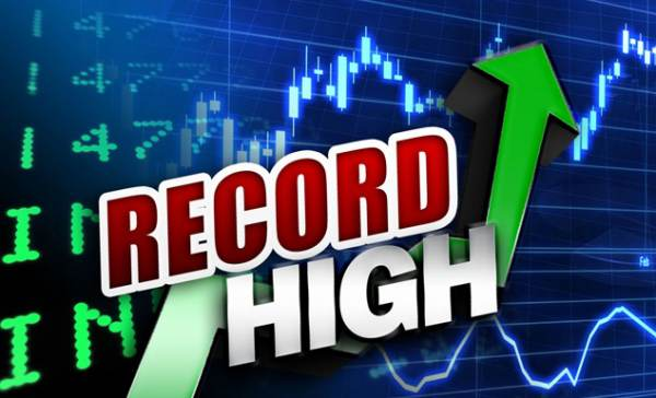 Meanwhile… President Trump's Greatest Stock Market Increase in US History Continues – 139th ALL TIME HIGH FRIDAY – Up Nearly 12,000 Points Since 2016 Election! 1