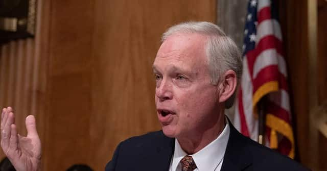 Sen. Johnson: Media Had 'Far Greater Influence and Interference' in Our Election than Russia 1