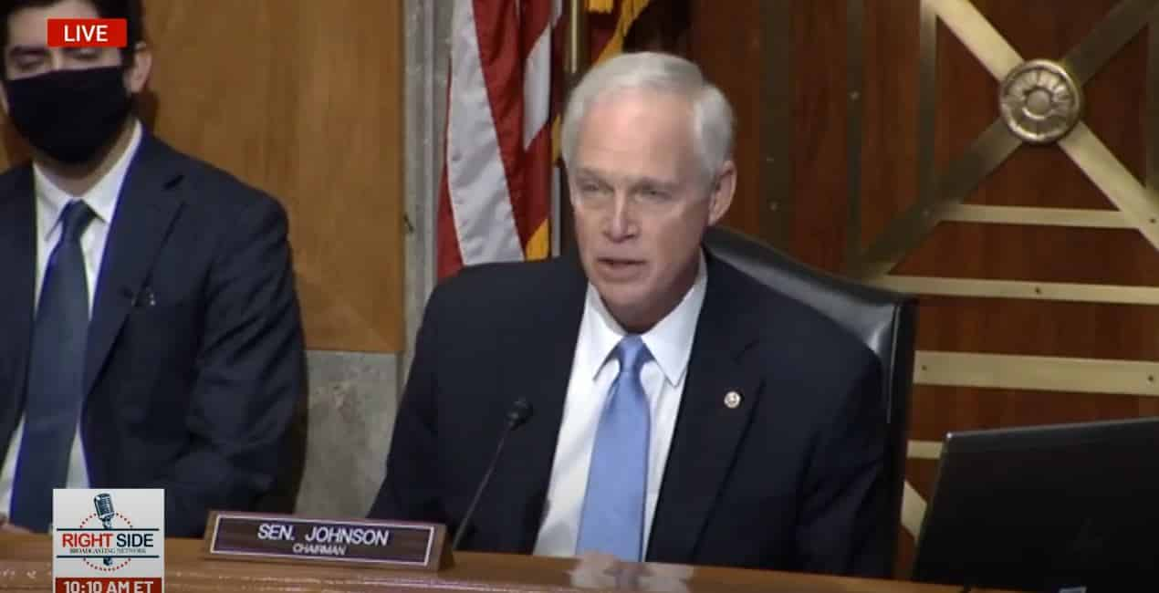 LIVE-STREAM VIDEO: Senate Committee Holds Oversight Hearing to Examine Irregularities in 2020 Election 1