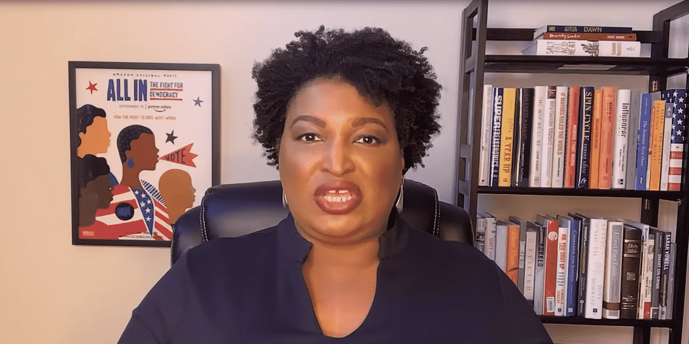 Stacey Abrams Discourages Leftists From Boycotting Georgia 1