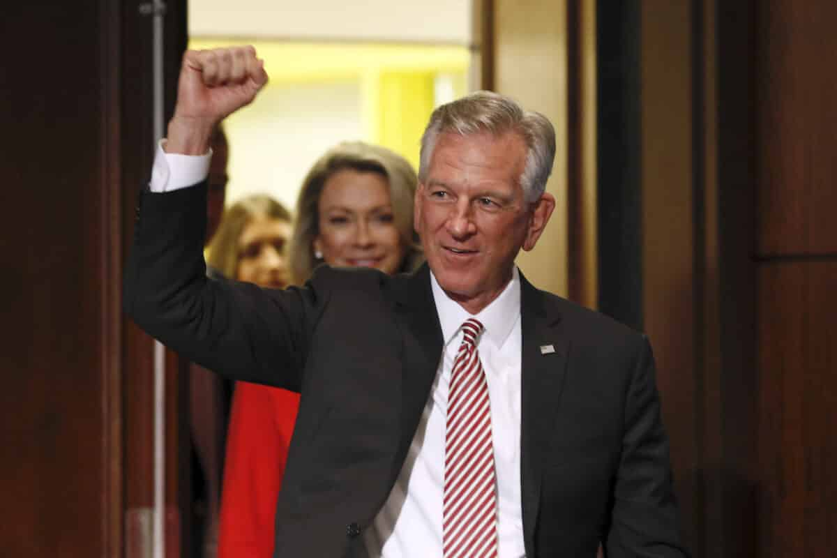 Several GOP Senators Say They Won't Support Tuberville's Potential Bid to Challenge Election 1
