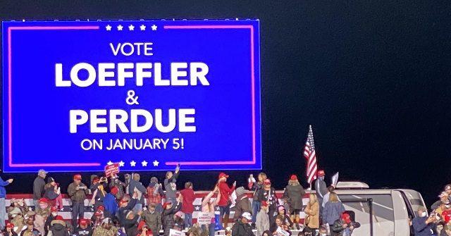 Trump's Mandate: 'Georgia Patriots Must Show Up and Vote' in U.S. Senate Runoff 1