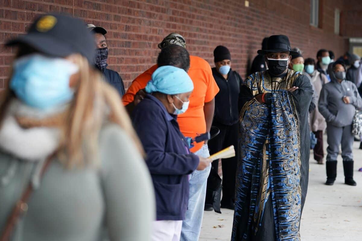 Judge Denies Effort to Have 200,000 People Restored to Georgia Voter Rolls Before Runoffs 1