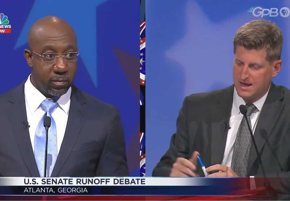 Georgia Candidate Raphael Warnock Refuses To Say If He'll Pack The Supreme Court 1