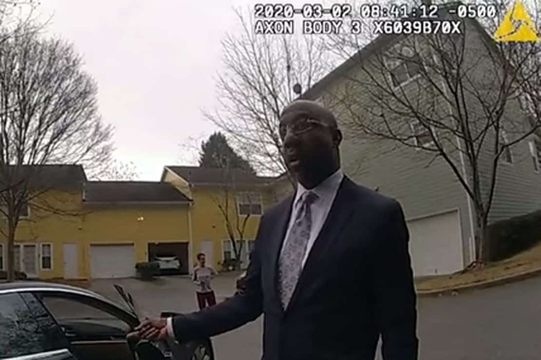 'I Can't Believe He Would Run Me Over!' Warnock's Wife Says Georgia Democrat Senate Candidate 'Crossed the Line' In Newly Released Police Bodycam Video 1