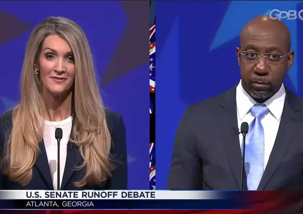 In Georgia Senate Debate, Raphael Warnock Was A Warm, Relatable Liar 1