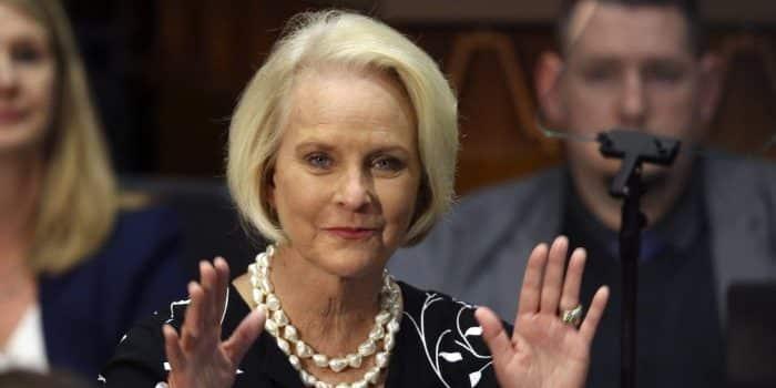 Cindy McCain Calls Arizona Election Audit 'Ludicrous' 1