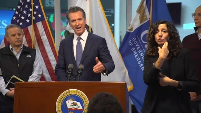Effort to Recall California Governor Gavin Newsom Attracts More Than 1.2 Million Signatures 1