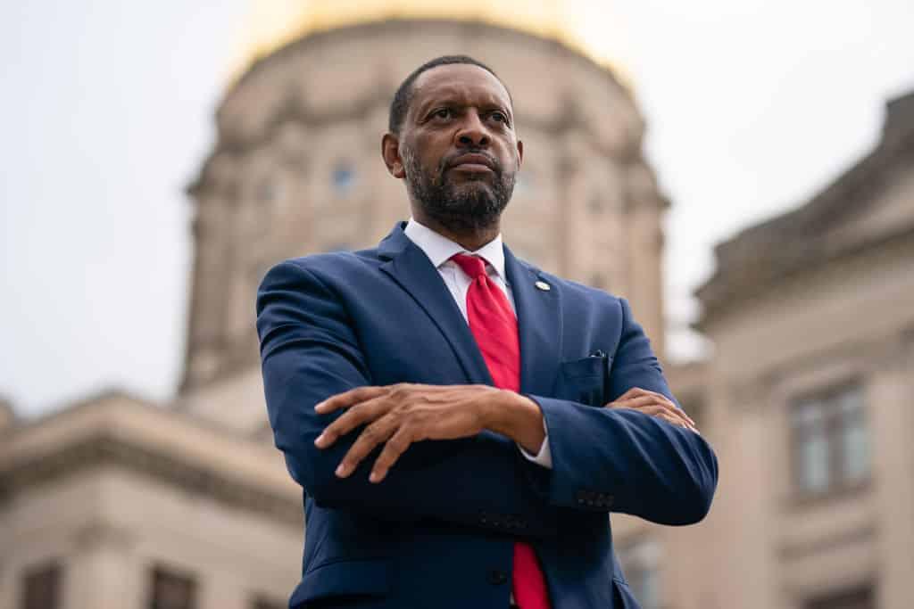 Trump Ally Vernon Jones Announces Run for Georgia Governor 1