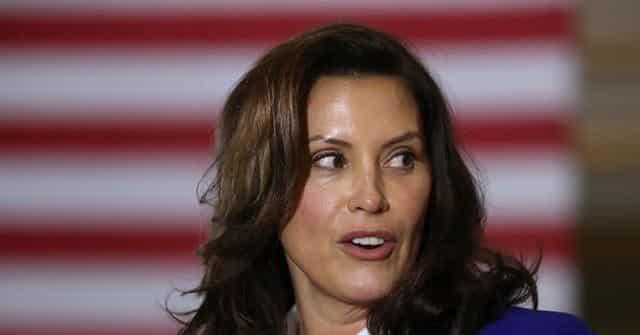 Democrat Michigan Attorney General Refuses to Investigate Gretchen Whitmer Nursing Home Policy 1