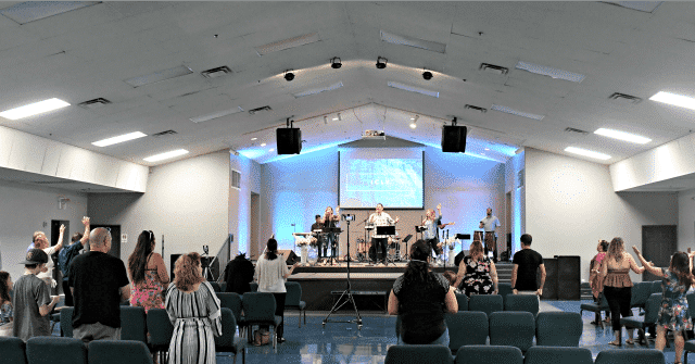 Supreme Court Upholds California's Indoor Church Services 1